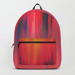 Summer Heatwave Blues Backpack