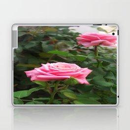 Pink Roses in Anzures 5  Laptop & iPad Skin