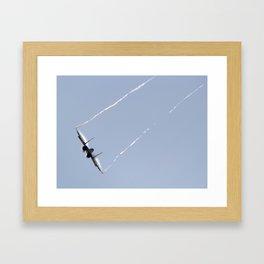 Poland AF - Mig-29 Framed Art Print