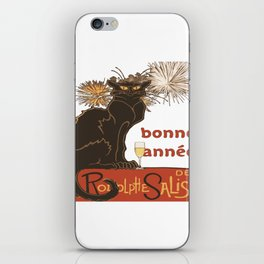Bonne Annee Happy New Year Parody iPhone Skin