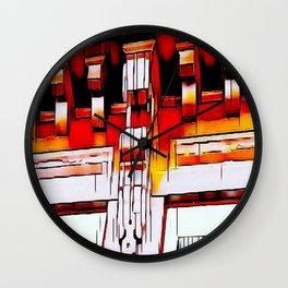 Occoquan series 1 Wall Clock