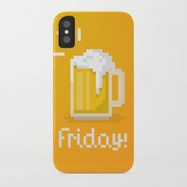 Pixel Friday iPhone Case