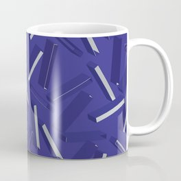3D Pattern  X 0.5 Coffee Mug