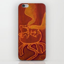 From Confine to Birth iPhone Skin