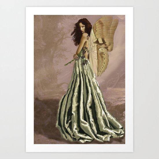 The Rendezvous Art Print