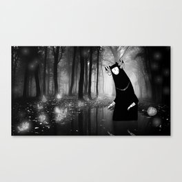 Every Night Canvas Print