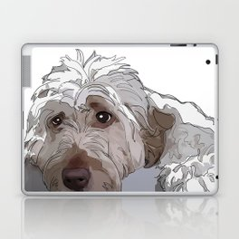 Shaggy Dog Laptop & iPad Skin