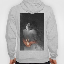 I would light you up. Hoody