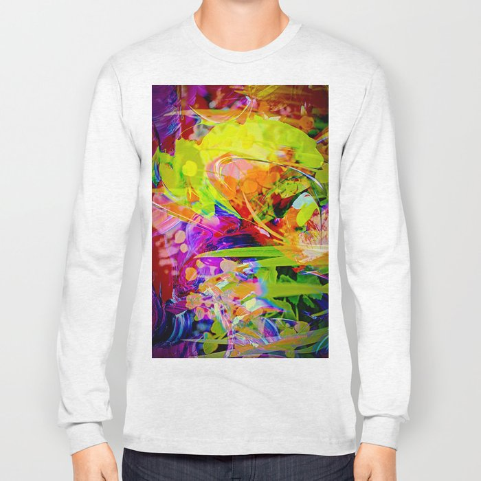 Nature Abstract 2 Long Sleeve T-shirt