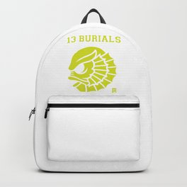 13 Burials - Go Creatures! Backpack