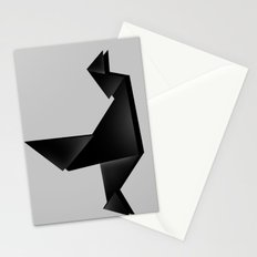 The wolf in my head Stationery Cards