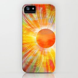 While the Sun Shines iPhone Case