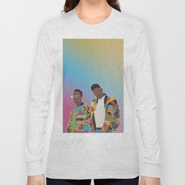 DJ JAZZY JEFF & THE FRESH PRINCE Long Sleeve T-shirt