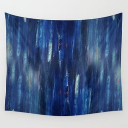 Baby Blue Wall Tapestry