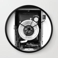 Vintage Camera No. 1 Wall Clock