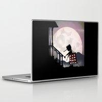 dalek Laptop & iPad Skins featuring Dalek Kid by Andy Fairhurst Art