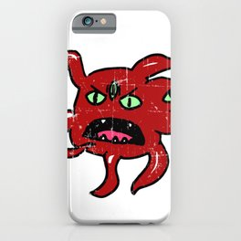 Goths Are Cancer iPhone Case