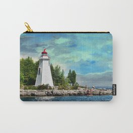 Tobermory Lighthouse Carry-All Pouch