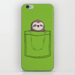 My Sleepy Pet iPhone Skin