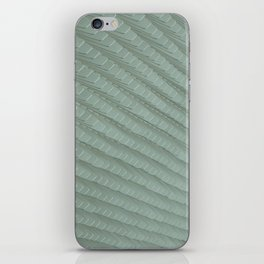 Abstract White Minimal Pattern iPhone Skin