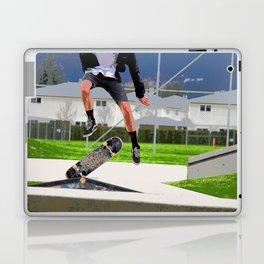 Missed Opportunity  - Skateboarder Laptop & iPad Skin