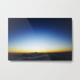 Sunset of TEIDE Metal Print