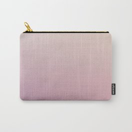 Color gradient 8. Pink. abstraction,abstract,minimalism,plain,ombré Carry-All Pouch
