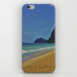 Waimanalo Beach - Hawaii iPhone Skin