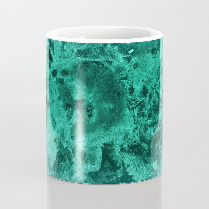 Malachite Dream #1 #gem #decor #art #society6 Coffee Mug