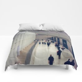 World Trade Center, Freedom Tower Transit Center Comforters