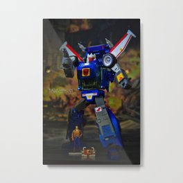 Tracks, Roll Out!!! Metal Print