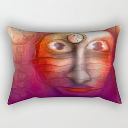 Fluoride Cult Rectangular Pillow