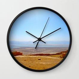 Masada II Wall Clock