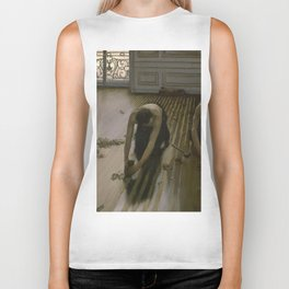 Gustave Caillebotte - The Floor Planers Biker Tank