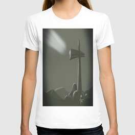 Inspired Cross T-shirt
