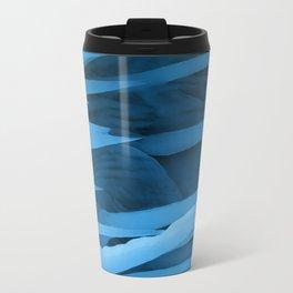 Tipsy Icicle Blues Metal Travel Mug