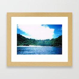 Lomodise Framed Art Print