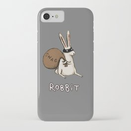 Robbit iPhone Case