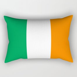 Flag of the Republic of Ireland Rectangular Pillow