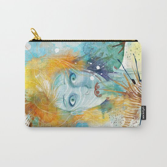 Good Intentions Carry-All Pouch