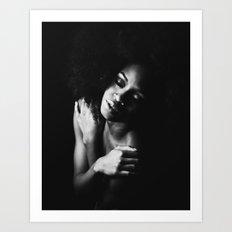 Soliel Art Print