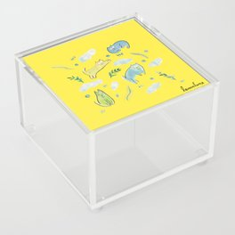 sunday mood Acrylic Box
