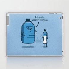 Water Weight Laptop & iPad Skin