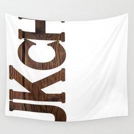 jkch madera Wall Tapestry