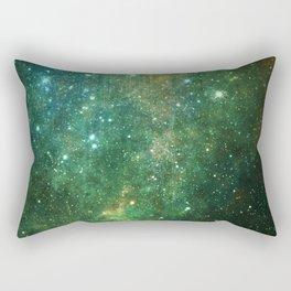 Desert Night Sky Rectangular Pillow