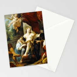 Luigi Garzi Hercules and Omphale Stationery Cards