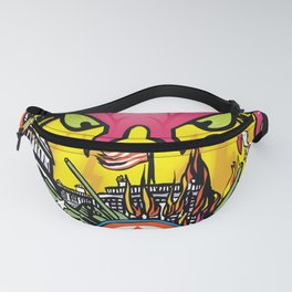 INVASION Fanny Pack