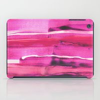 georgiana paraschiv iPad Cases featuring Stack III by Georgiana Paraschiv