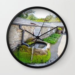 The Lost Gardens of Heligan - The Potting Shed Wall Clock