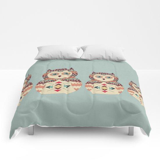 Hoot! Comforters